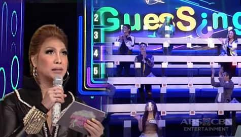 Everybody Sing: Songbayanang stage performers, nakaipon ng 68 seconds sa jackpot round Image Thumbnail