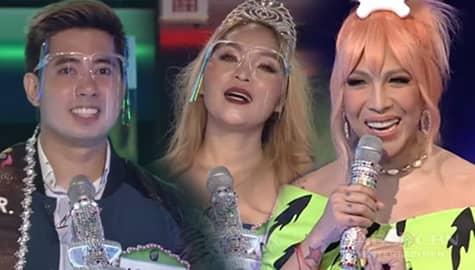 Everybody Sing: Pageant Winners sing Bilanggo | PicSing A Broken Song Image Thumbnail