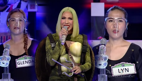 Everybody Sing: Perya performers sing Regine Velasquez'  Pangako | The ChooSing One Image Thumbnail