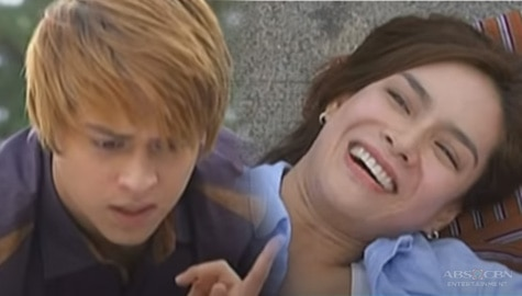 Forevermore: Xander meets a beautiful stranger  Image Thumbnail