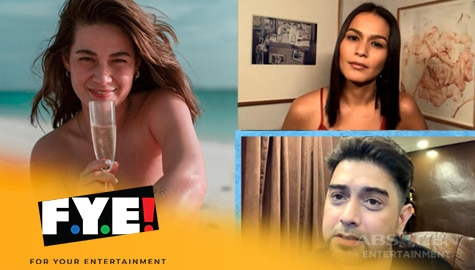 Iza at Ian, supportive sa love life ng kanilang kaibigan na si Bea Alonzo | Pop Cinema Image Thumbnail