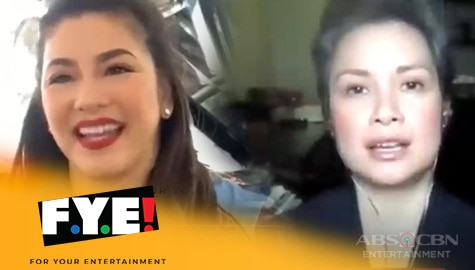 Lea Salonga, inaming na-amaze siya sa makeup skills ni Regine Velasquez | Pop Cinema Image Thumbnail