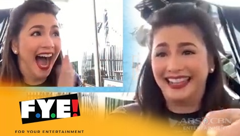 Regine, may fun revelation tungkol sa kanyang driving skills | Pop Cinema Image Thumbnail