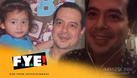 "John Lloyd describes his son Elias as his ""little savior"" 