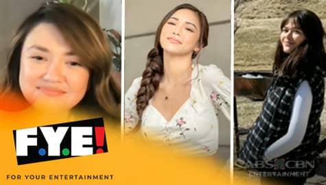Angelica, ikinuwento kung paano niya ibinalita kina Bela at Kim noong magkakaroon na siya ng boyfriend | Pop Cinema Image Thumbnail