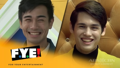 PBB Connect Housemates Chico at Kobie, nalamang mag-pinsan pala sila sa kanilang paglabas sa outside world | The Best Talk Image Thumbnail