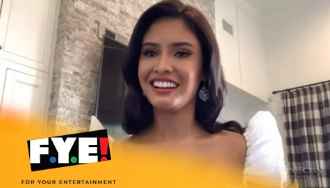 Rabiya Mateo, kinikilig sa mga nagsasabing ready na talaga siya lumaban sa Miss Universe pageant Image Thumbnail