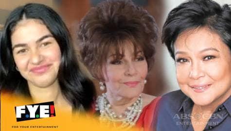 Anong pakiramdam ni Janine Gutierrez sa pagkakaroon ng superstar lolas na sina Nora Aunor at Pilita Corales? | The Best Talk Image Thumbnail