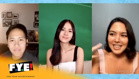 Ria Atayde at Kathryn Bernardo, pareho ng love language Thumbnail