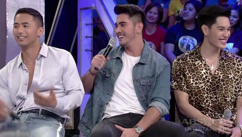 GGV: Gab, Mark and Enzo share how they achieve their summer bodies Image Thumbnail