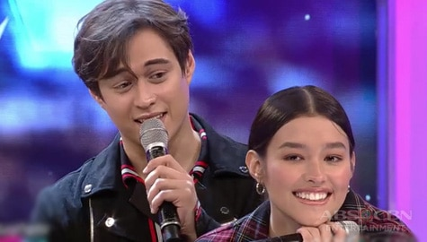 "GGV: LizQuen officially confirms relationship of ""more than 2 years"" Image Thumbnail"