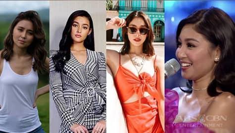 """Vice asks Nadine on GGV: """"Sa inyo nina Liza, Kathryn, at Julia, ikaw ba ang pinaka-sexy?"""" Image Thumbnail"""