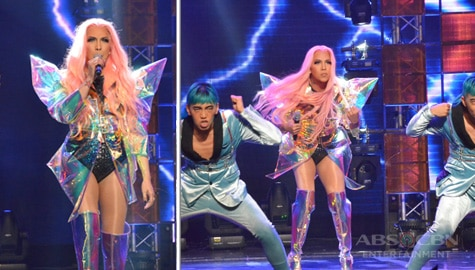 WATCH: Vice Ganda opens GGV's 8th anniversary celebration with an electrifying performance  Image Thumbnail