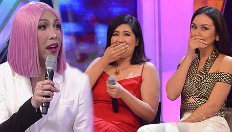 GGV: Daniela at Romina, nagulat sa rebelasyon ni Vice Ganda tungkol kay Carlos Image Thumbnail