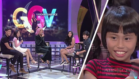 GGV: 'You Do Note' girl meets the The Gold Squad! Image Thumbnail