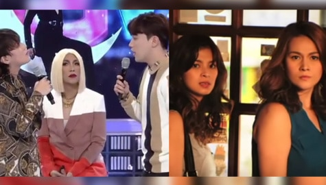 WATCH: JinHo and Ryan as Four Sisters and A Wedding's Bobbie and Alex Image Thumbnail