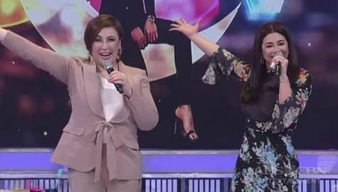 GGV: Regine at Sharon, ready nang palitan si Vice sa hosting Image Thumbnail