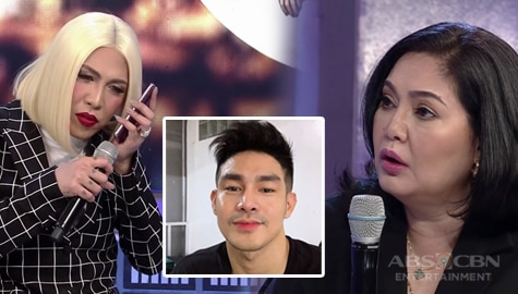 GGV: Maricel Soriano, nag-request na makausap si Ion Perez