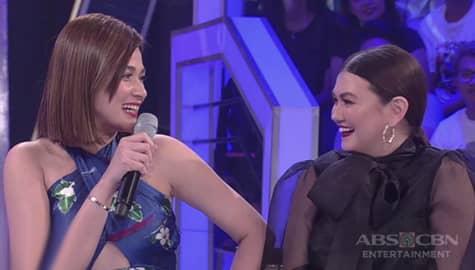 GGV: Angelica, susunugin ang bahay ni Bea kung sakaling balikan niya ang ex Image Thumbnail