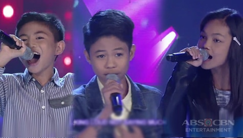 WATCH: Vanjoss, Carmelle and Cyd's vocal showdown on GGV Image Thumbnail