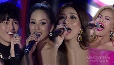 GGV: Ethel, Roxanne at Ana, kinantahan ng Japanese songs si Fumiya Image Thumbnail