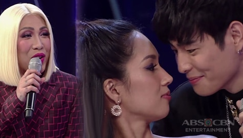 GGV: Vice Ganda, na-feel ang connection nina Fumiya at Roxanne Image Thumbnail