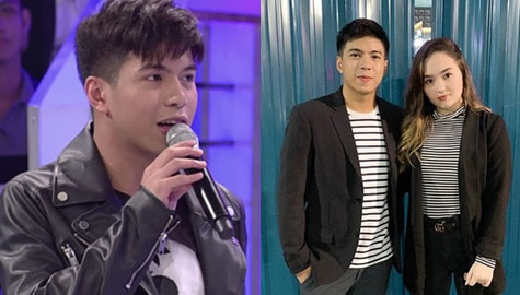 "GGV: Nash Aguas, tinext ang girlfriend na si Mika ng ""I THINK IT'S OVER"" Image Thumbnail"