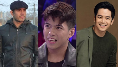 GGV: Vice, sinubukang papiliin si Nash kung sinong mas mahusay na aktor kina Gerald at Joshua Image Thumbnail