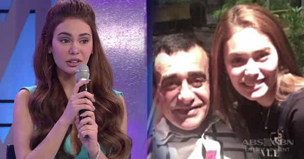 Filipina actress Ivana Alawi reveals that she received inheritance from her Moroccan father | GGV