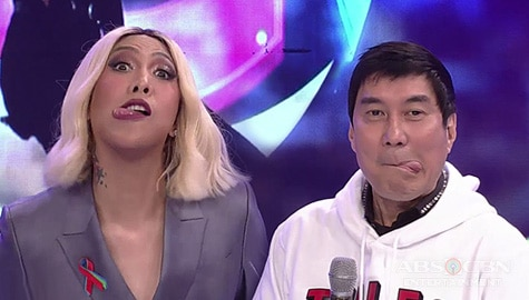 Raffy Tulfo accepts Vice Ganda's Tiktok challenge! Thumbnail