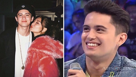 "James Reid: ""When I'm in a relationship, I try my best not to give her a reason to feel jealous"" 