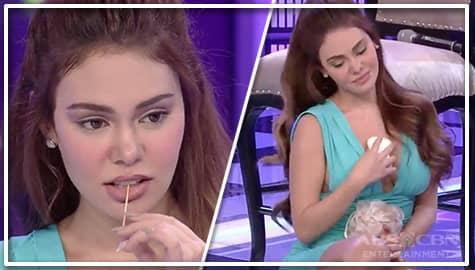 WATCH: Ivana Alawi, nagpasabog ng kaseksihan sa GGV! Image Thumbnail