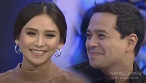 GGV Throwback: Sarah, inaming na-in love siya noon kay John Lloyd Image Thumbnail