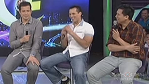 GGV Throwback: Alvin, Bong at Jerry, ikinuwento kung paano nagsimula ang kanilang basketball careers Image Thumbnail