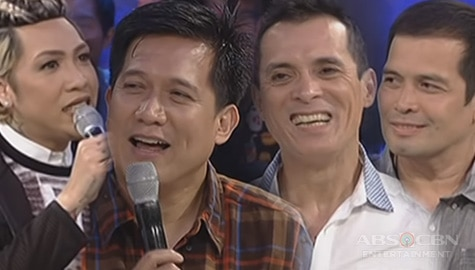 GGV Throwback: Vice, binalikan ang mga na-link na celebrities sa basketball legends na sina Alvin Patrimonio, Bong Alvarez at Jerry Cordiñera Image Thumbnail