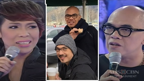"Vice asks Tito Boy: ""Naging loyal po ba kayo sa 30 years na relasyon ninyo ni Bong?"" 