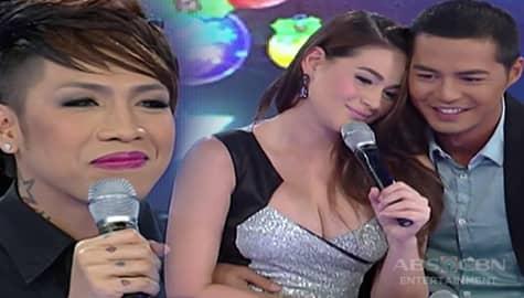 GGV Throwback: Bea, pinagselos si Vice Image Thumbnail
