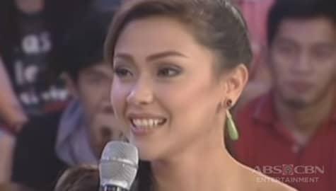 GGV Throwback: Jodi, binalikan ang dating role niya sa original na Pangako Sa'yo Image Thumbnail