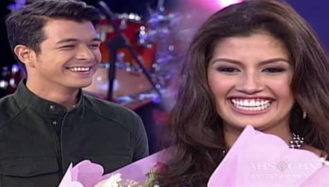 GGV Throwback: Shamcey, nahiya nang sorpresahin siya ng kanyang celebrity crush na si Jericho Rosales Image Thumbnail