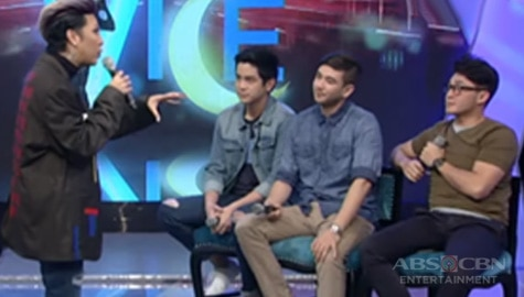 GGV Throwback: Vice Ganda, pinuri ang husay sa pag-arte nina Joshua, Matt, at Arron sa The Greatest Love Image Thumbnail