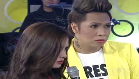GGV Throwback: Erich, ipinakita kay Vice kung paano ang acting mala-Corazon Ang Unang Aswang Image Thumbnail