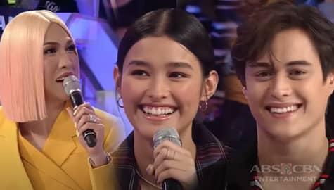 GGV Throwback: Ready ba si Liza na magkaroon ng ibang love team si Quen? Image Thumbnail