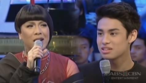GGV Throwback: Vice at Donny, pinag-usapan ang mga pagkakaiba ng public school sa international schools Image Thumbnail