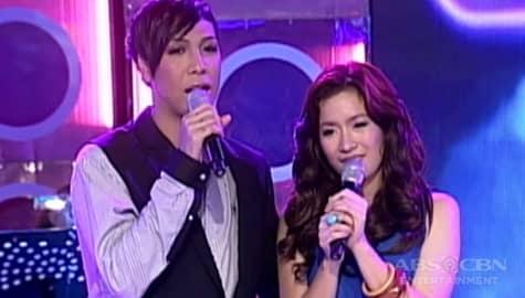 THROWBACK: Ang kauna-unahang on-screen kulitan nina Vice at Angeline sa first episode ng GGV Image Thumbnail