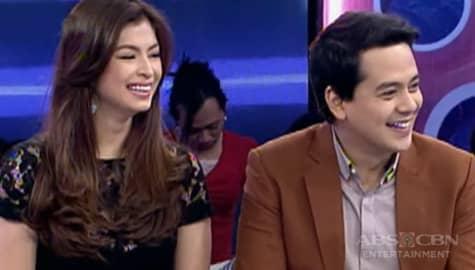 GGV Throwback: Ang trending episode ng guesting nina Angel Locsin at John Lloyd Cruz Image Thumbnail