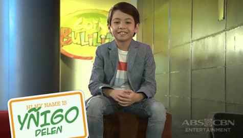 Kilalanin ang bagong Goin' Bulilit kid na si 'Iñigo Delen' Image Thumbnail