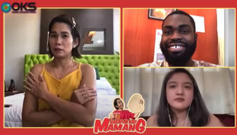 Mamang Pokwang, pumagitna sa isang LQ sa panahon ng ECQ | Harapan Kay Mamang Image Thumbnail