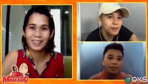 Mamang Pokie, pumagitna sa away ng magkapatid dahil sa prank  | Harapan Kay Mamang  Image Thumbnail
