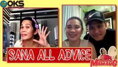 Mamang Pokie, pinayuhan ang problema nina Lady at Wilson | Harapan Kay Mamang  Image Thumbnail