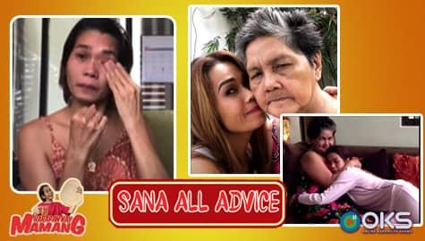 Mamang Pokie, bumuhos ang luha nang mapag-usapan ang kanyang Ina | Harapan Kay Mamang  Image Thumbnail